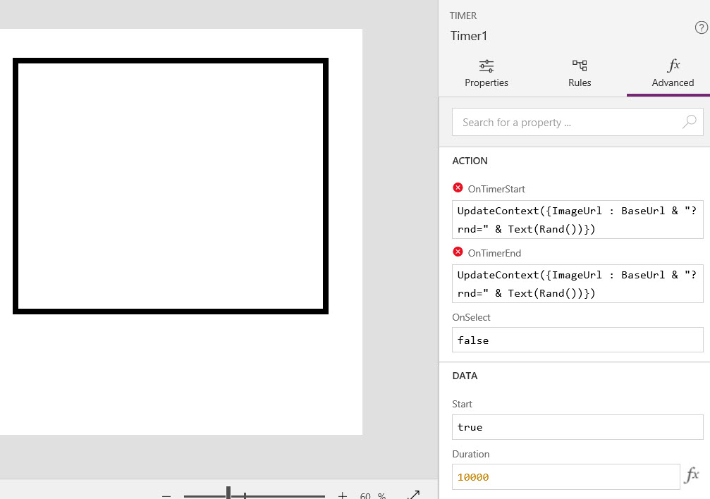 Hands-on: Use PowerApps to create your own security camera dashboard