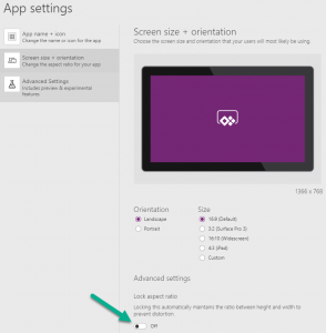 HOW TO: Make PowerApps Fill The Entire Screen | Canviz
